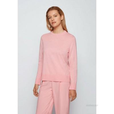 BOSS FIBINNA Jumper pink/light pink