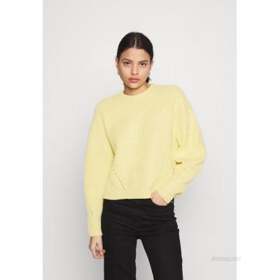 Envii ENTHYRA Jumper lemon meringue/yellow