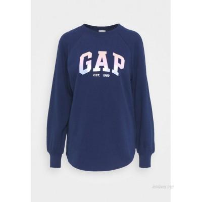 GAP SHINE TUNIC Sweatshirt elysian blue/blue