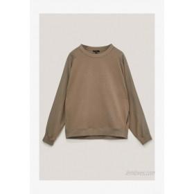 Massimo Dutti Sweatshirt beige/mottled beige