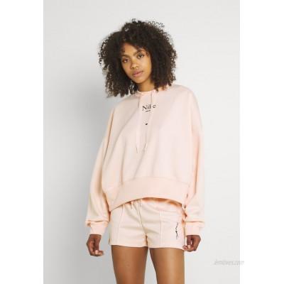 Nike Sportswear TREND CREW Sweatshirt orange pearl/orange