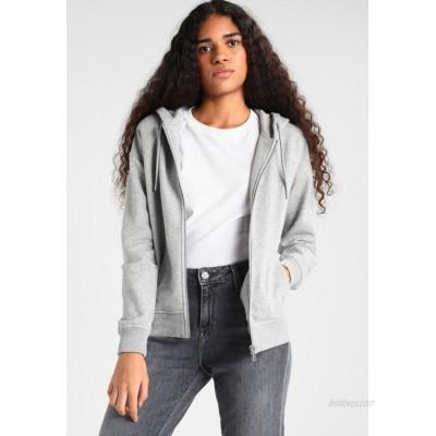 Urban Classics Zipup sweatshirt grey
