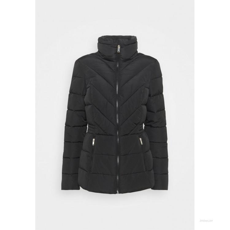 Dorothy Perkins Tall SUSTAINABLE PADDED JACKET Light jacket black