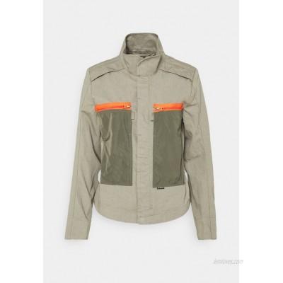 GStar SLIM OVERSHIRT Light jacket shamrock/green