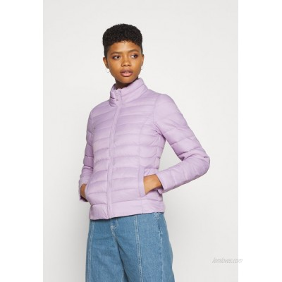 ONLY ONLNEWTAHOE QUILTED JACKET Light jacket orchid bloom/lilac
