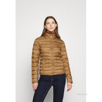 ONLY ONLNEWTAHOE QUILTED JACKET Light jacket toasted coconut/brown