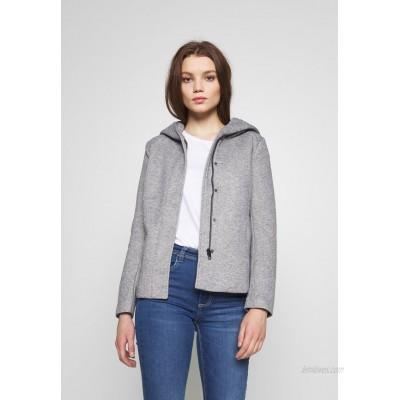 ONLY ONLSEDONA LIGHT SHORT JACKET Summer jacket light grey melange/mottled light grey