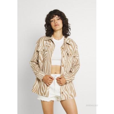Trendyol Summer jacket beige