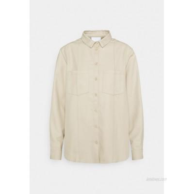 Won Hundred KAITLYN Summer jacket warm grey/beige