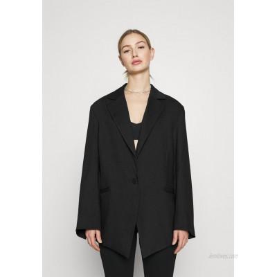 Weekday MARLIN OVERSIZED Short coat black