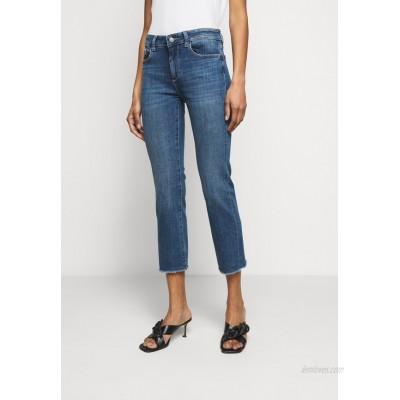 DL1961 MARA ANKLE MID RISE  Straight leg jeans chancery/blue denim