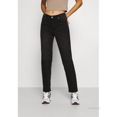 Dr.Denim LI Straight leg jeans gritstone black/black denim