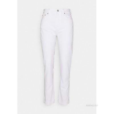 Gap Tall Straight leg jeans white global/white