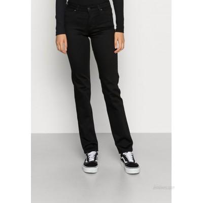 Lee MARION STRAIGHT Straight leg jeans black rinse/black denim