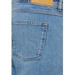 Noisy May Curve NMOLIVIA SLIM STRAIGHT Straight leg jeans light blue denim/lightblue denim