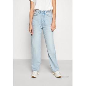 Weekday ROWE Straight leg jeans fresh blue wash/light blue