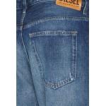 Diesel DREGGY Relaxed fit jeans medium blue/stone blue denim