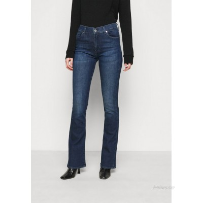 7 for all mankind EXCLUSIVITY Bootcut jeans dark blue/blue