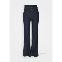 7 for all mankind PAPERBAG MODERN DOJO LEFHANREL Flared Jeans dark blue