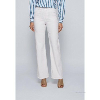 BOSS Flared Jeans natural/white