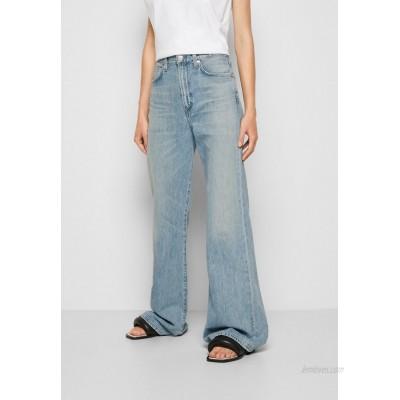 Citizens of Humanity ROSANNA LONG Flared Jeans horizon blue/light blue