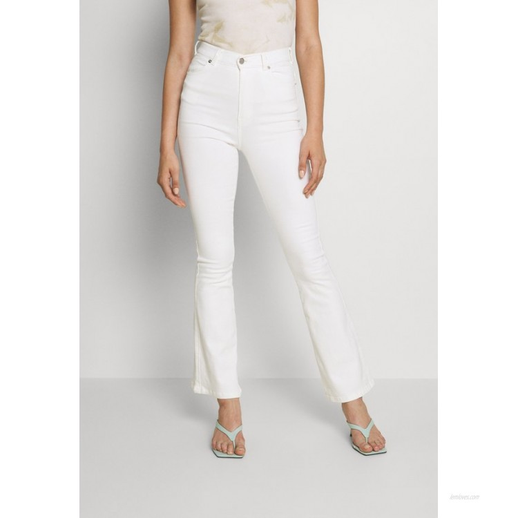 Dr.Denim MOXY Flared Jeans off white/offwhite