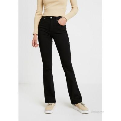 Dr.Denim SONIQ Bootcut jeans black/black denim