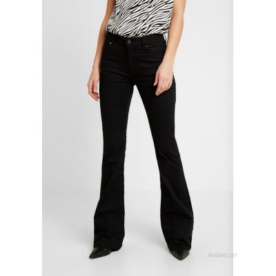 Ivy Copenhagen CHARLOTTE SERIOUSLY Flared Jeans black