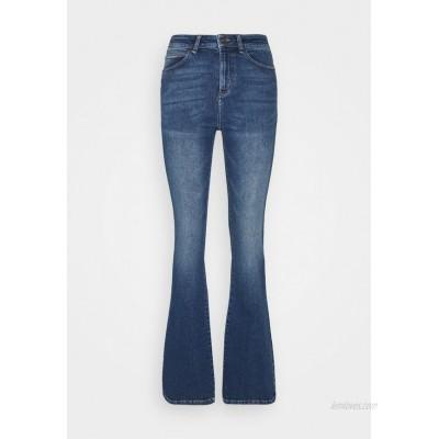 Ivy Copenhagen TARA MACAU Flared Jeans denim blue/blue denim