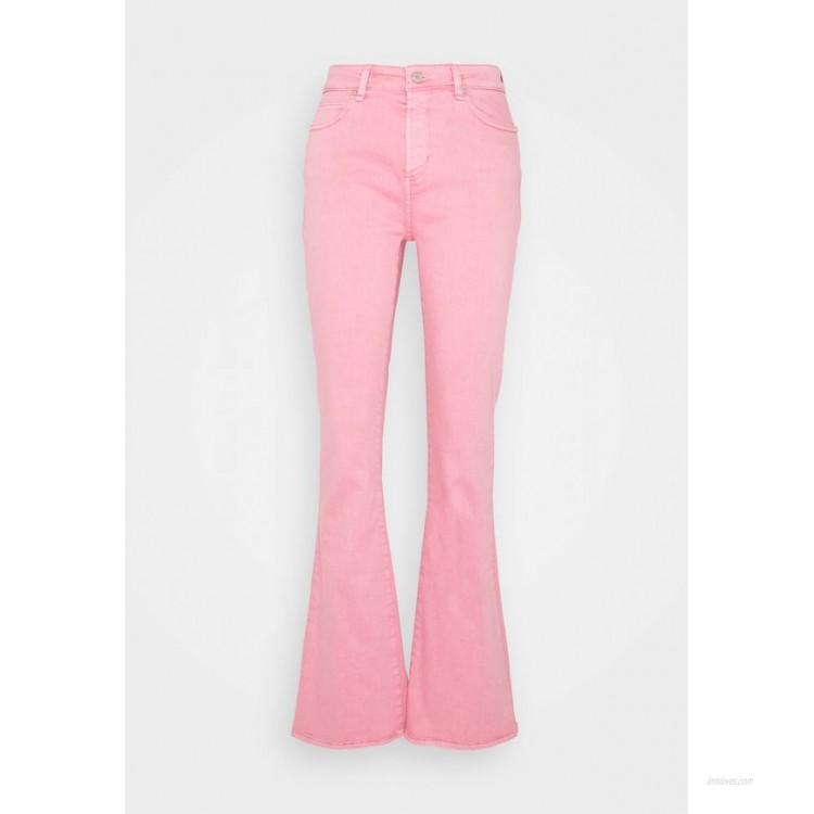 Ivy Copenhagen TARA VINTAGE Flared Jeans candy pink/pink