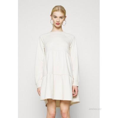 Monki OSMA DRESS Day dress white dusty light unique/white