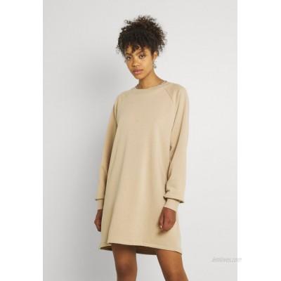 Noisy May NMLUPA DRESS Day dress beige