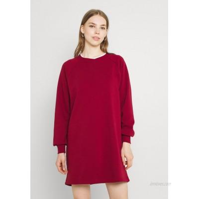 Noisy May NMLUPA DRESS Day dress rhubarb/bordeaux