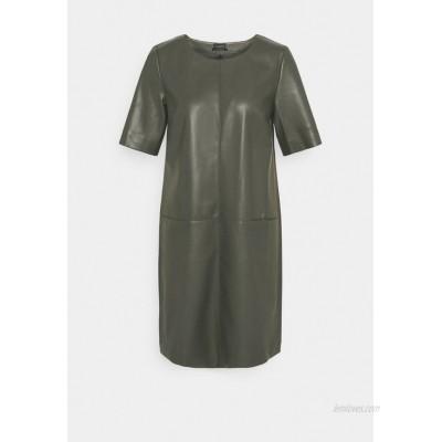 Re.draft DRESS Day dress deep forest/khaki