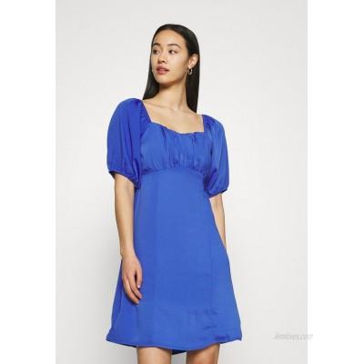 Vero Moda VMGILA SHORT DRESS Day dress dazzling blue/royal blue
