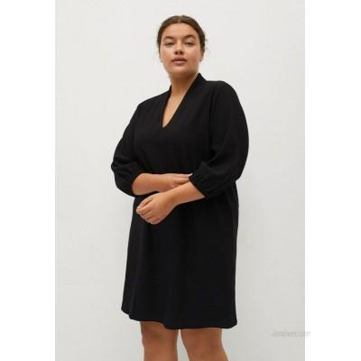Violeta by Mango JAN Day dress schwarz/black