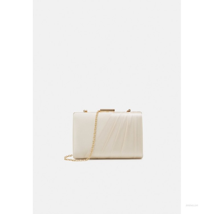 Forever New NADIA PLEATED PANEL Clutch beige