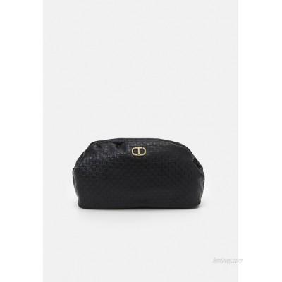 TWINSET BAG Clutch nero/black