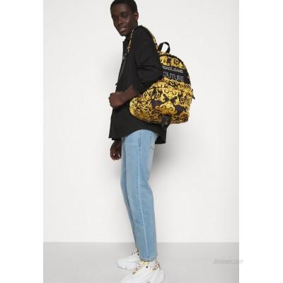 Versace Jeans Couture UNISEX Rucksack black/gold/black