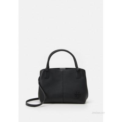 Tory Burch MCGRAW SATCHEL Handbag black