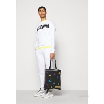 MOSCHINO Tote bag black