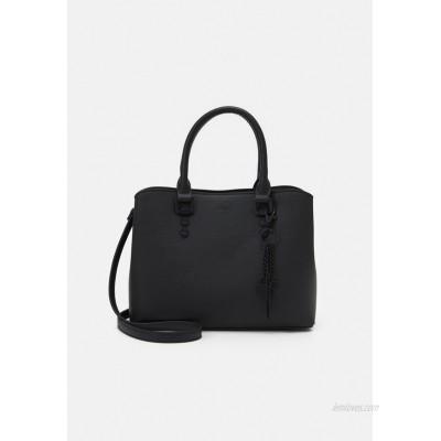 ALDO LEGOIRI Tote bag jet black/black