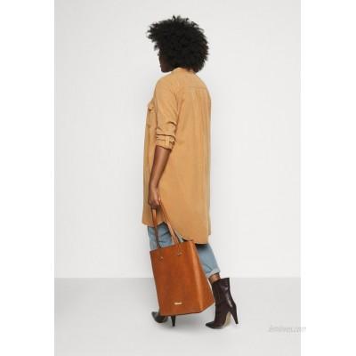 Anna Field Tote bag cognac