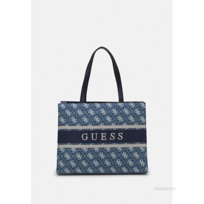 Guess MONIQUE TOTE Tote bag denim/blue/blue