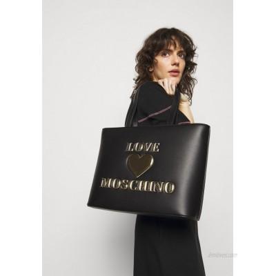 Love Moschino Tote bag nero/black