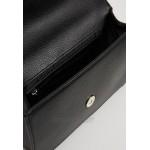 DKNY ELISSA SHOULDER FLAP Across body bag black