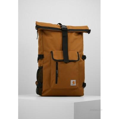 Carhartt WIP PHILIS BACKPACK Rucksack hamilton brown/brown