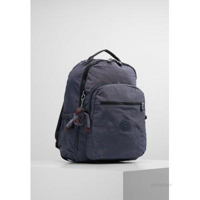 Kipling SEOUL GO  Rucksack true jeans/blue