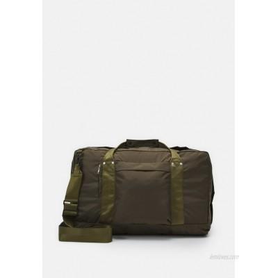 ARKET WEEKEND BAG UNISEX Weekend bag green/khaki
