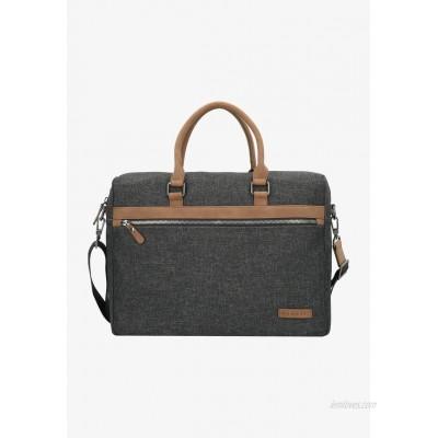 Bugatti Briefcase grau/grey